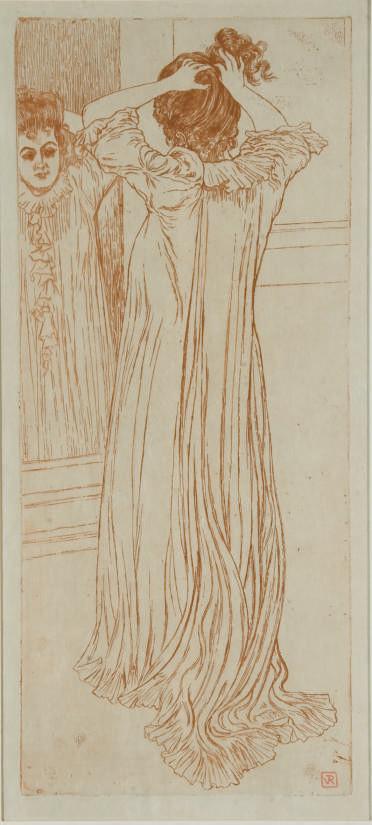 THEO VAN RYSSELBERGHE (1862-19