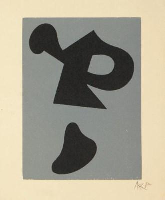 HANS JEAN ARP (1887-1966)