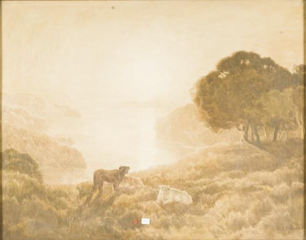 EMILE RENE MENARD (1862-1930)