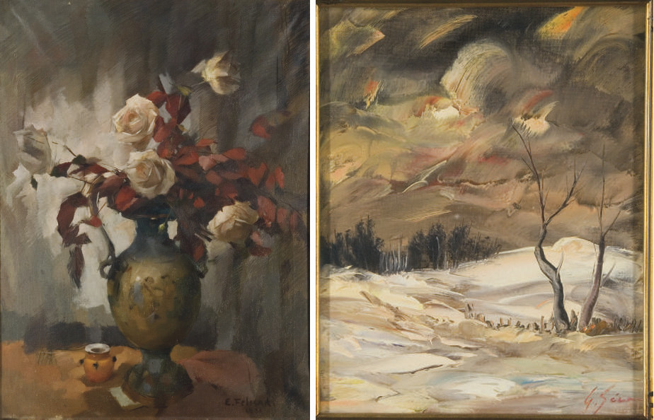 ENRICO FELISARI (1897-1981)