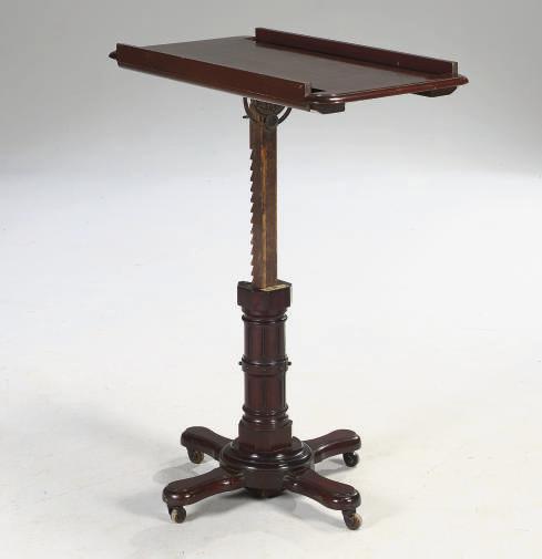 TABLE LISEUSE DE LA FIN DU XIX