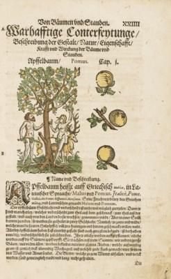 LONITZER, Adam (1528-1586). Kr
