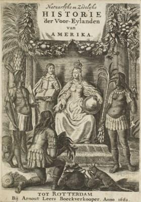 ROCHEFORT, Charles de (1630-ve