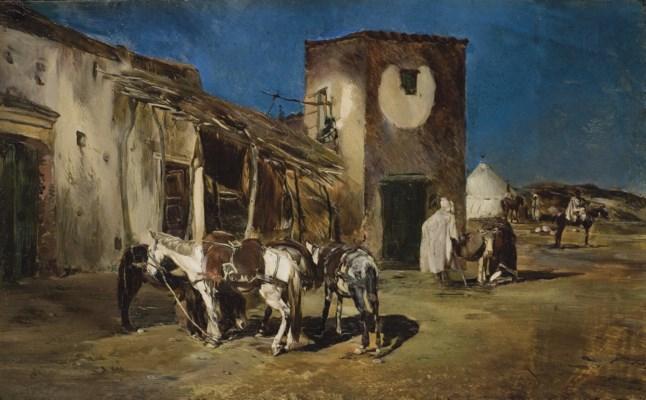 RENE LEGRAND (PARIS 1847 - 192