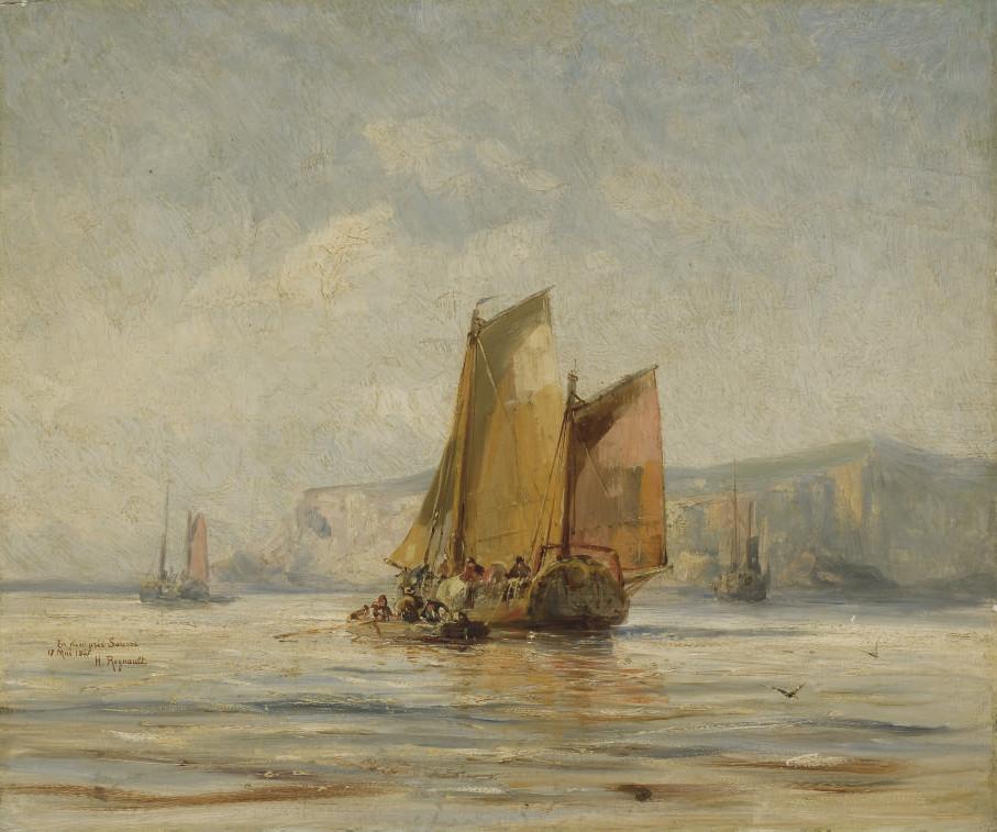 HENRI REGNAULT (PARIS 1843 - 1