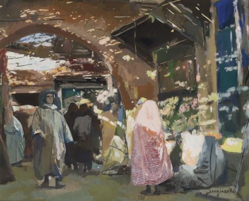 JACQUES MAJORELLE (NANCY 1886