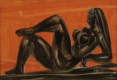 SALAH TAHER (LE CAIRE 1911 - 2