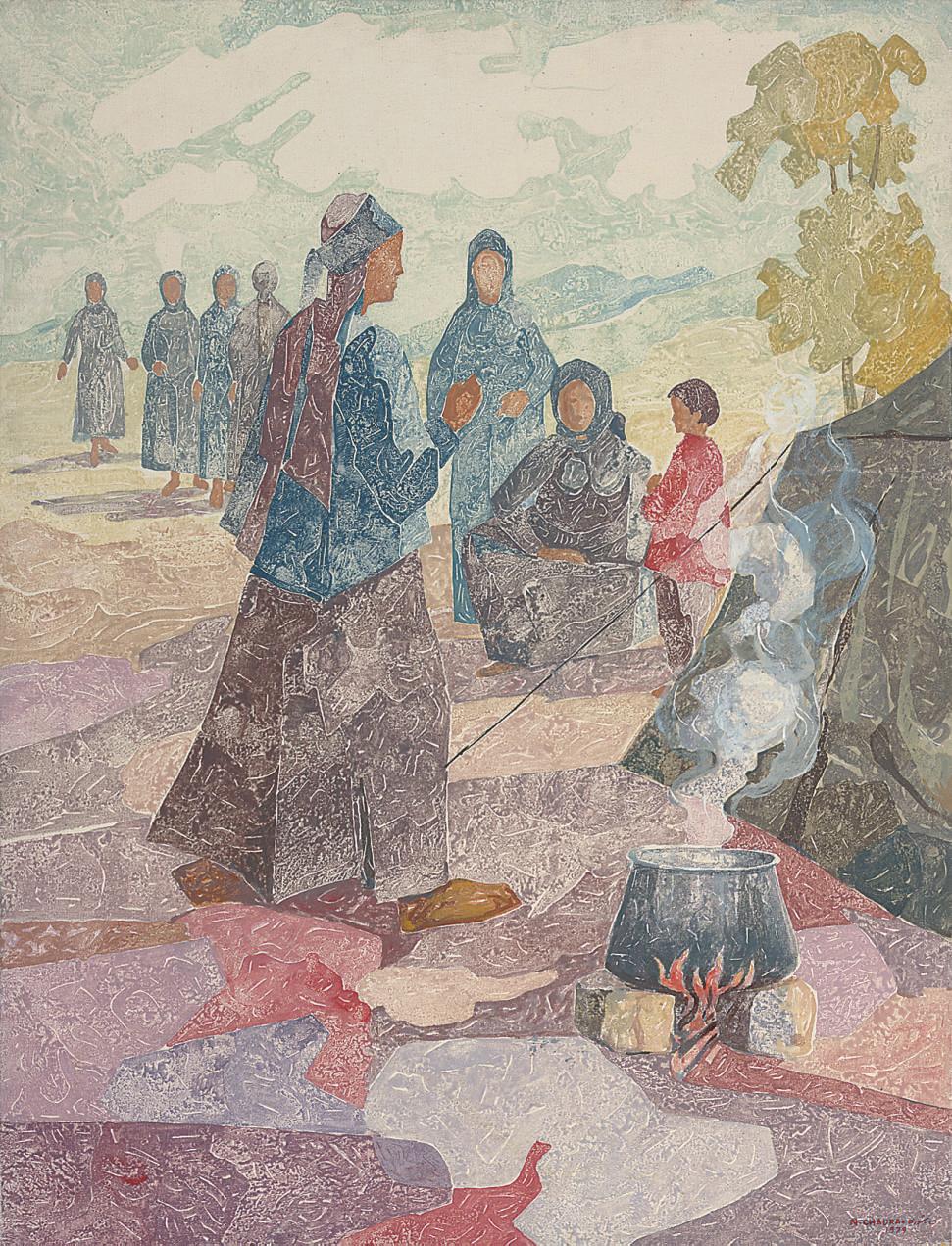 NASEER CHAURA (1920 - 1992)
