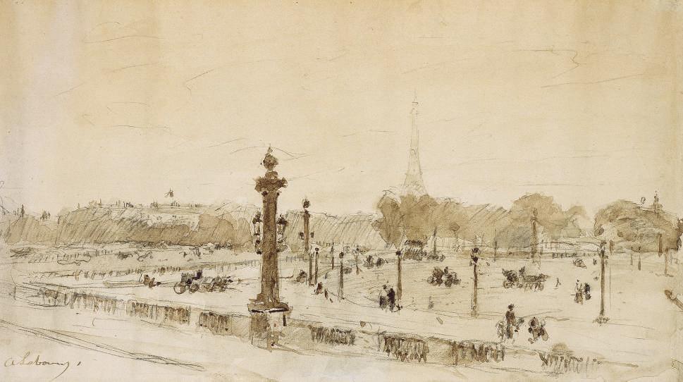ALBERT LEBOURG (1849-1928)