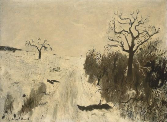 ROLAND OUDOT (1897-1981)