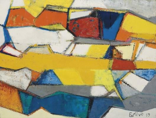 MAURICE ESTEVE (1904-2001)