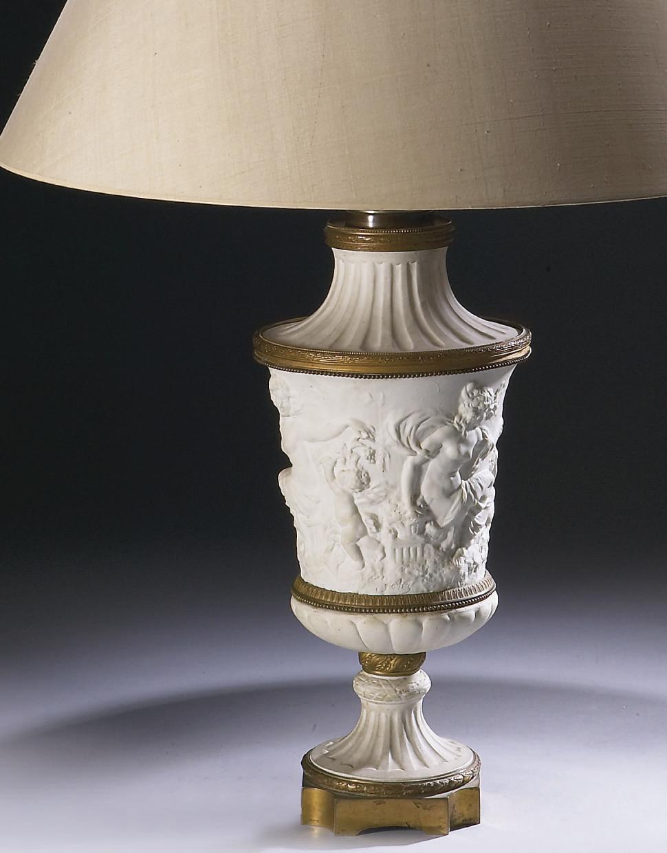 LAMPE DU XIXEME SIECLE