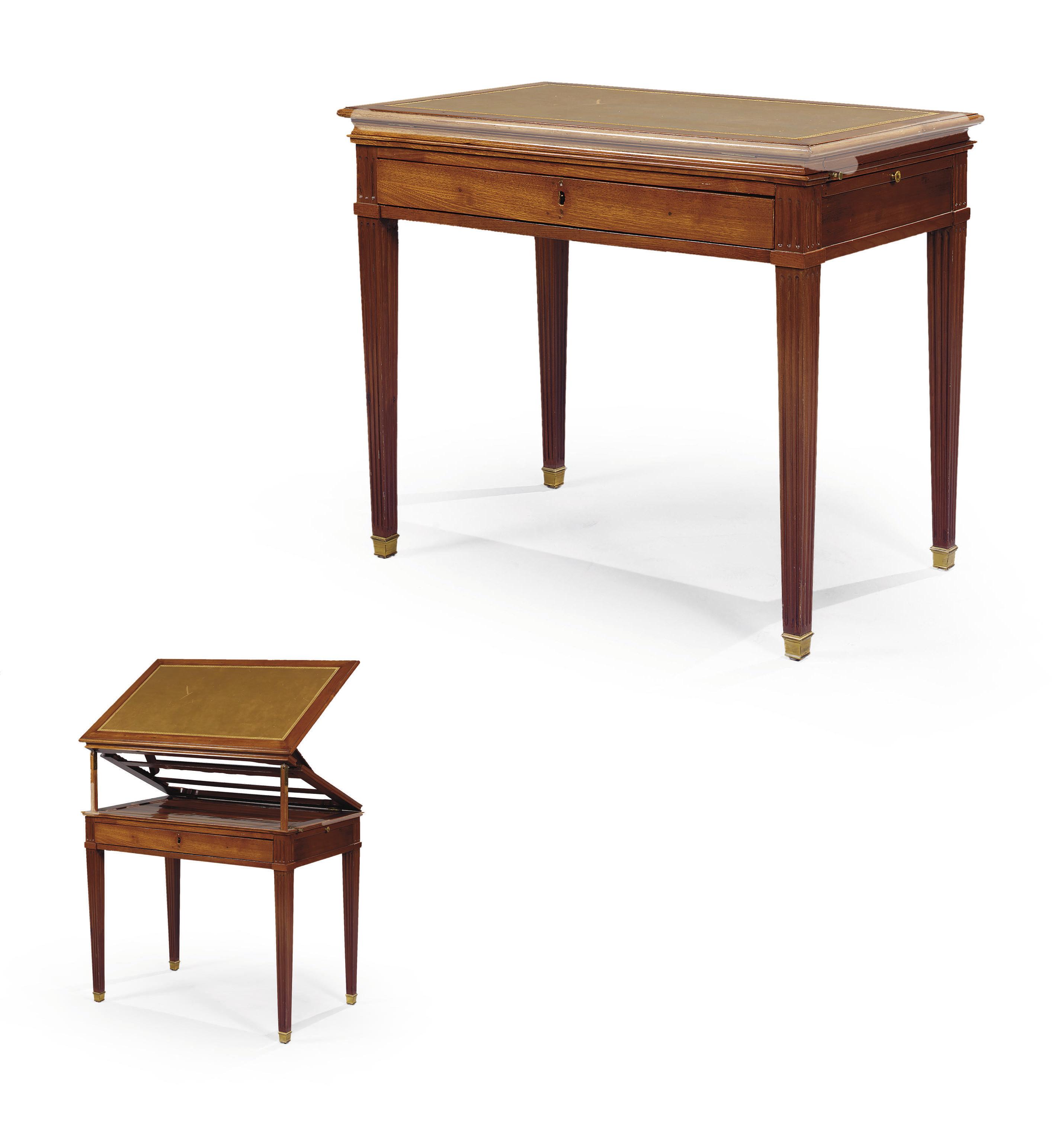 TABLE A LA TRONCHIN D'EPOQUE LOUIS XVI