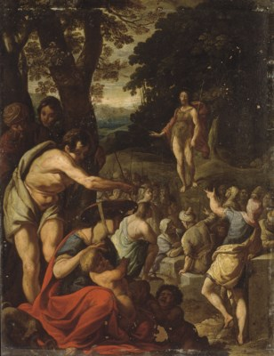 ECOLE D'UTRECHT VERS 1620