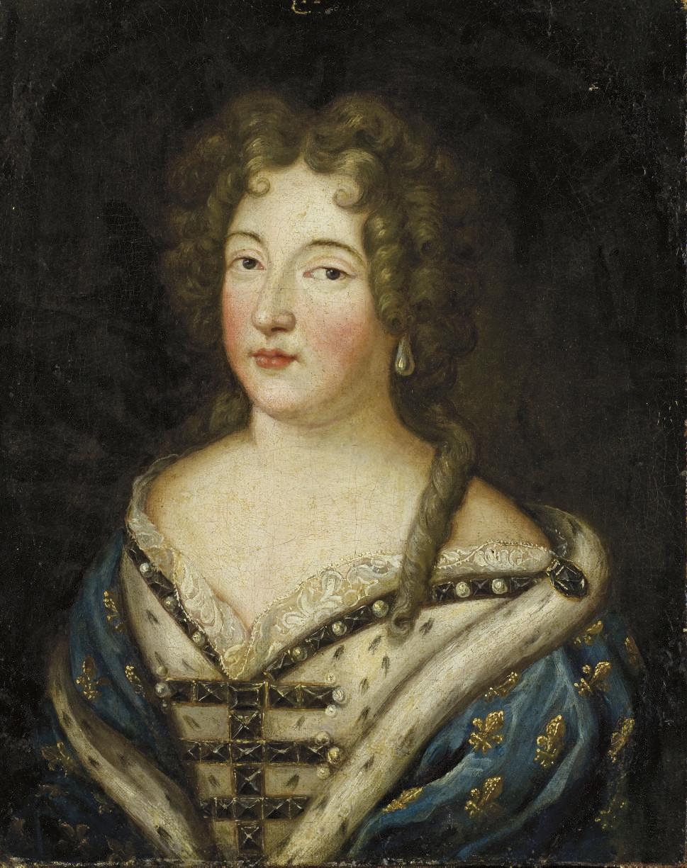 Portrait de Marie-Thérèse d'Autriche, reine de France