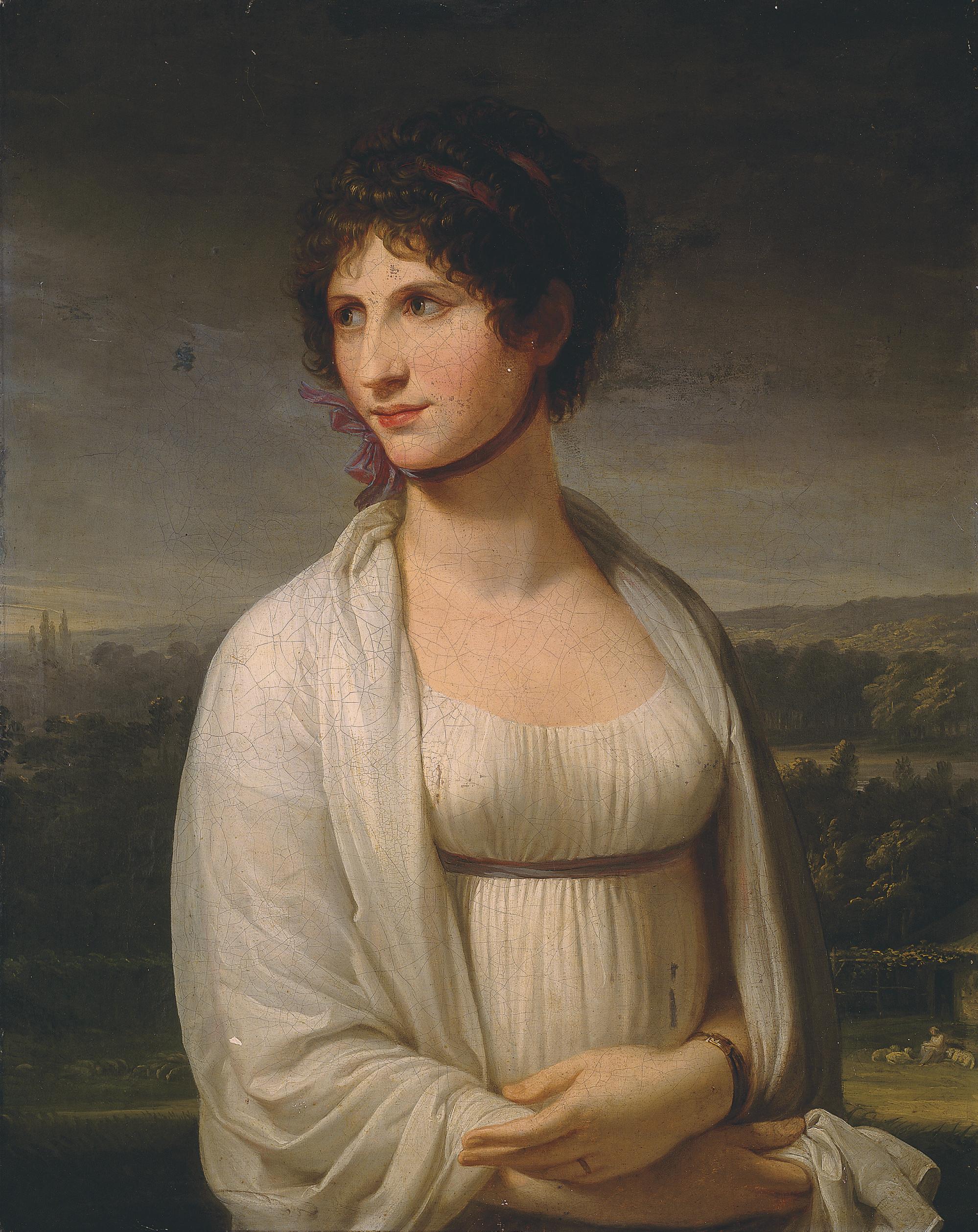 Portrait présumé de Joséphine Bonaparte