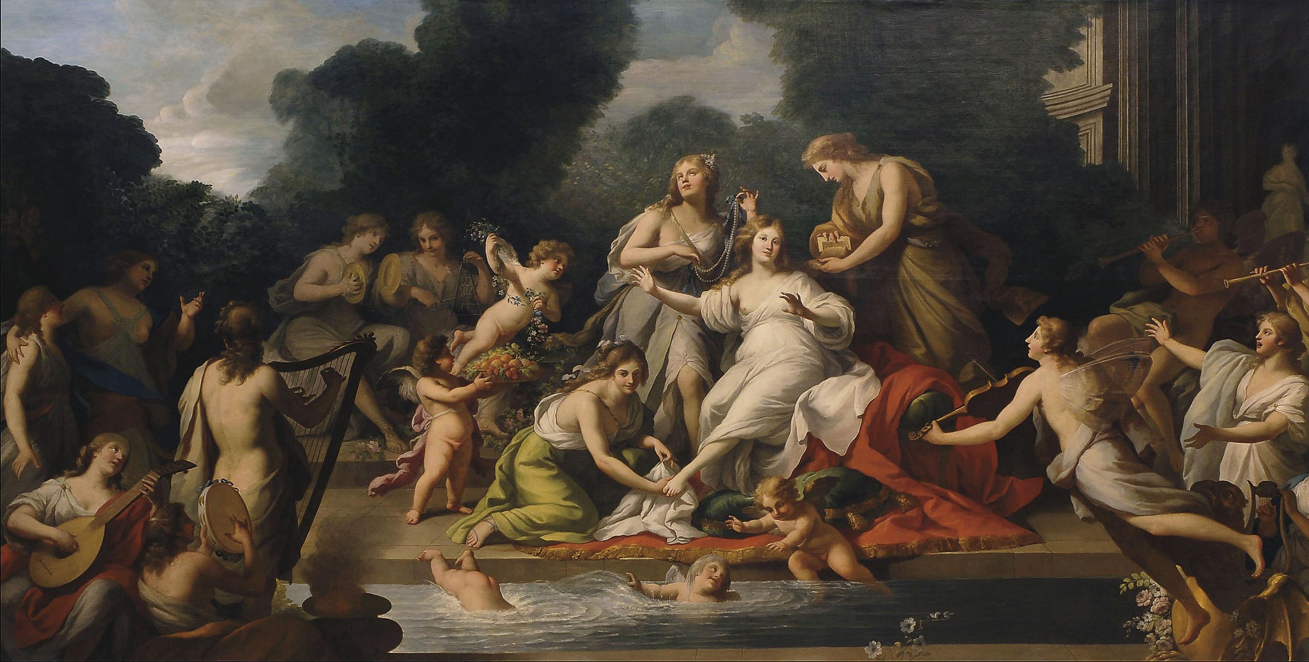 FEDELE FISCHETTI (NAPLES 1732-