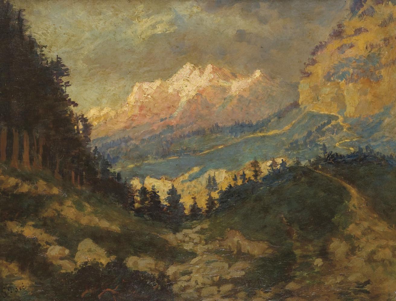 GUSTAVE DORE (1832 - 1883)