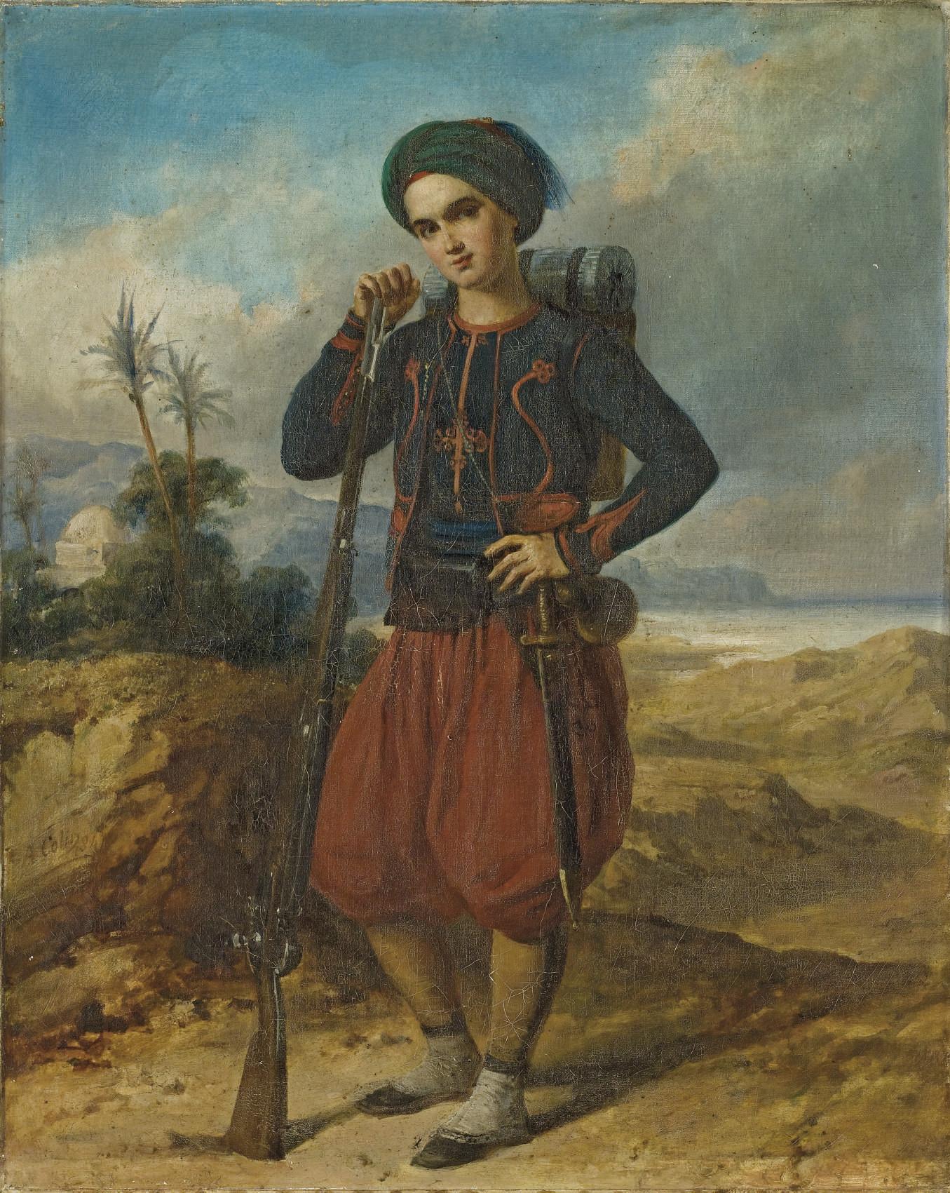 ALEXANDRE COLIN (PARIS 1798 -