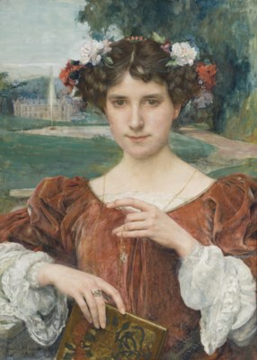EDGAR MAXENCE (NANTES 1871 - 1