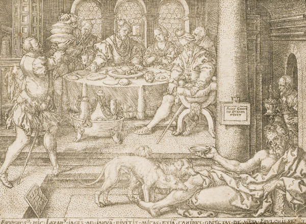 HEINRICH ALDEGREVER (1502-CIRC