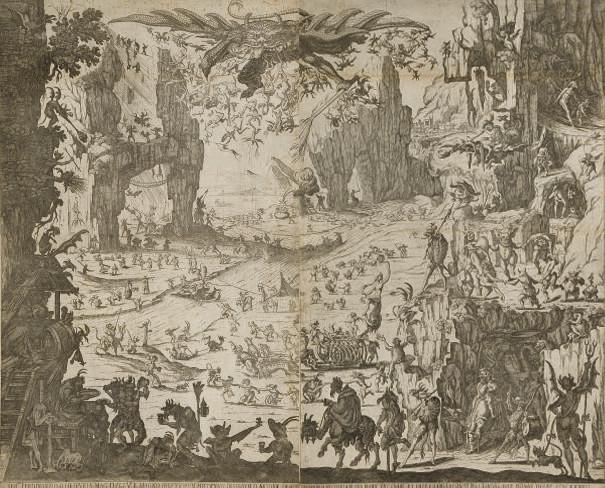 D'APRES JACQUES CALLOT (1592-1