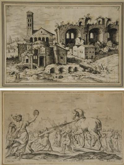 HIERONYMOUS COCK (1507-1570)