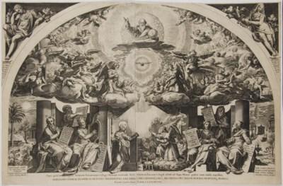 D'APRES FEDERICO ZUCCARO (1540