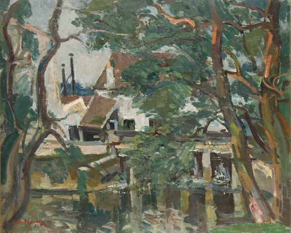 ANDRE PLANSON (1898-1981)