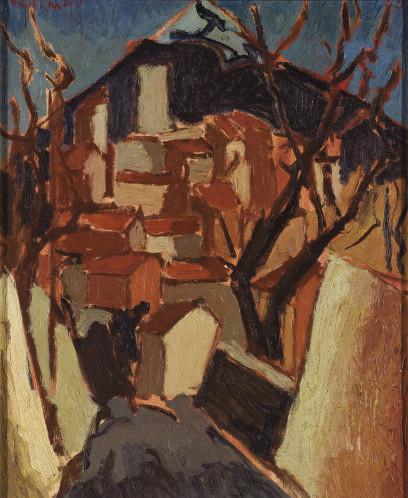 PIERRE TROFIMOFF (NE EN 1925)