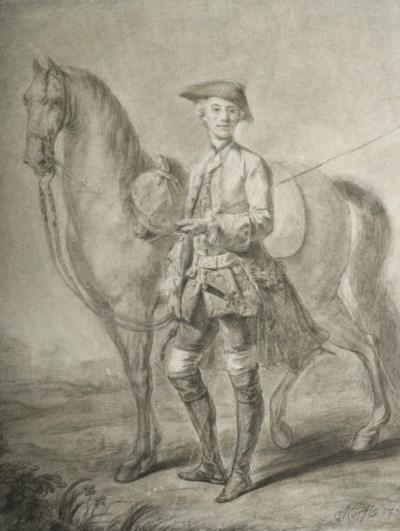 CHERFILS (MORT APRES 1771)