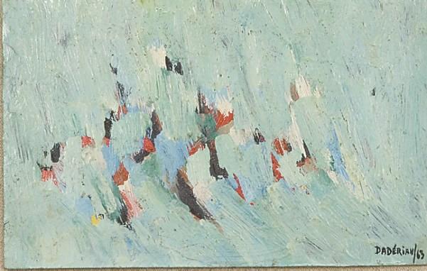 DIKRAN DADERIAN (NE EN 1929)