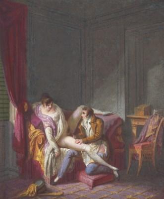 ECOLE FRANCAISE, CIRCA 1795