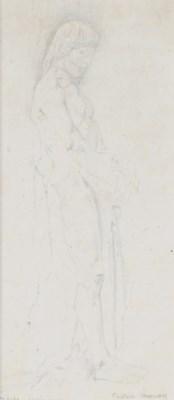 GUSTAVE MOREAU (PARIS 1826-189