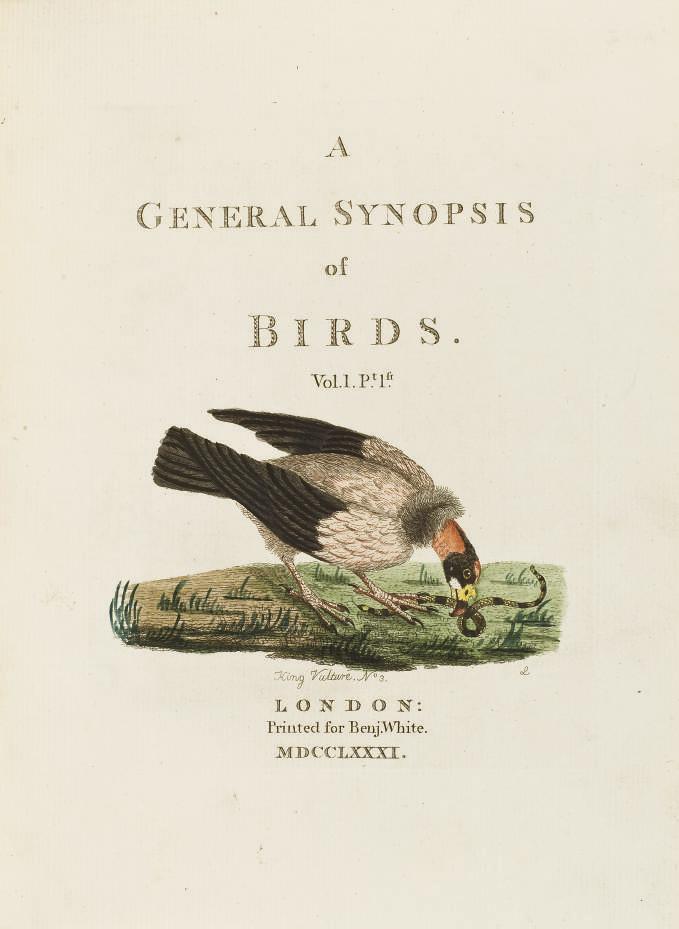 LATHAM, John (1740-1837). A Ge