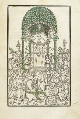 [INCUNABLE] -- [COLONNA, Franc