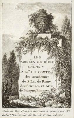 ROBERT, Hubert (1733-1808). Le
