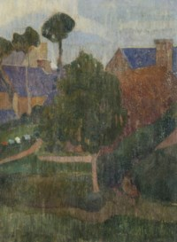 Paysage en Bretagne
