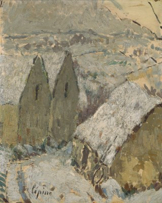 JOSEPH LEPINE (1867-1943)