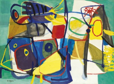 KAREL APPEL (1921-2006)
