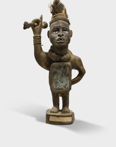BEAU FETICHE KONGO