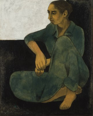 LOUAY KAYALI (ALEP 1934 - 1978