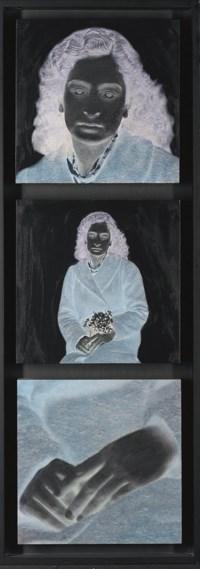 Autoportrait, triptyque