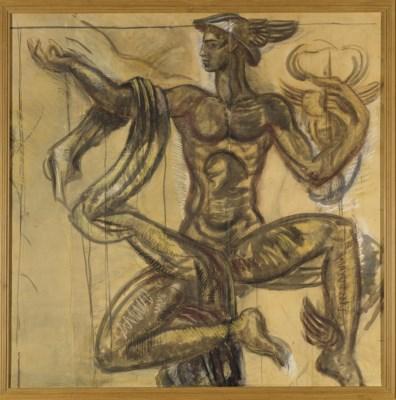 RAYMOND DELAMARRE (1890-1986)