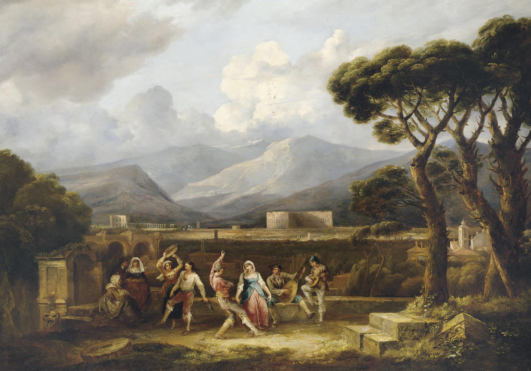 THOMAS BARKER (1769-1847)