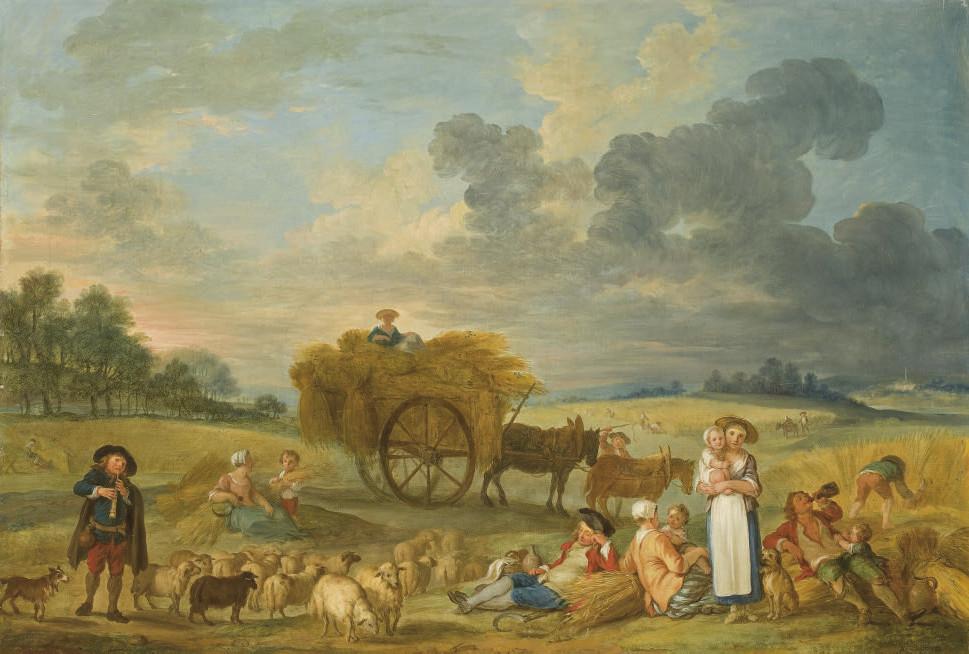 JEAN-BAPTISTE BENARD (1720-178