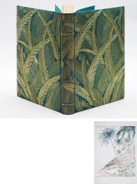 [LABOUREUR] -- GIRAUDOUX, Jean (1882-1944). Suzanne et le Pacifique. Paris: Les Cent Une, 1927.