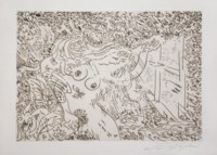 [MASSON] -- BATAILLE, Georges (1897-1962). Le Mort. [Paris:] Au vent d'Arles, [1964].