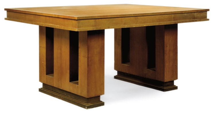 CONSOLE, VERS 1950