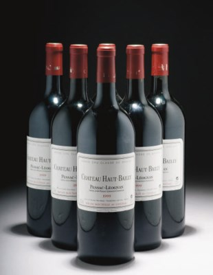 CHATEAU HAUT-BAILLY 1999